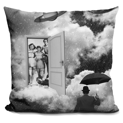 HeavenS Door Throw Pillow
