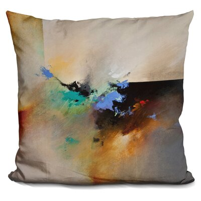 Pelaez Clouds Connected Throw Pillow