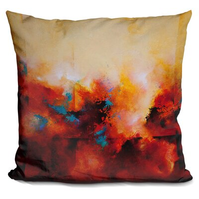 Pelayo Light Strides Throw Pillow