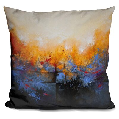 Pelkey My Sanctuary Throw Pillow