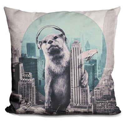 Hickey Dj Tap Throw Pillow