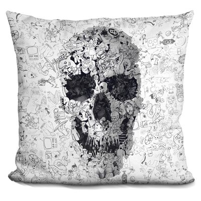 Hicklin Doodle Throw Pillow
