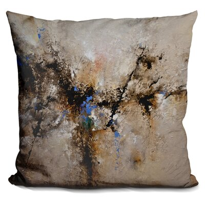 Pellot Sands of Time Throw Pillow