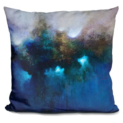 Hoban Waters Throw Pillow