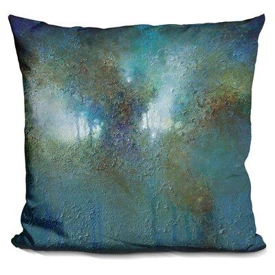 Hoch Mystic Forest Throw Pillow