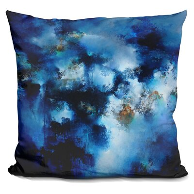 Cottle Deepest Mirage Throw Pillow