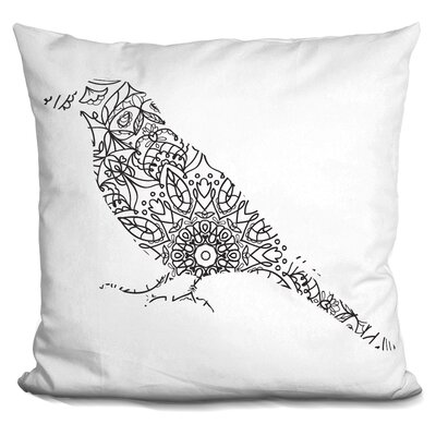 Slocum Bird Throw Pillow