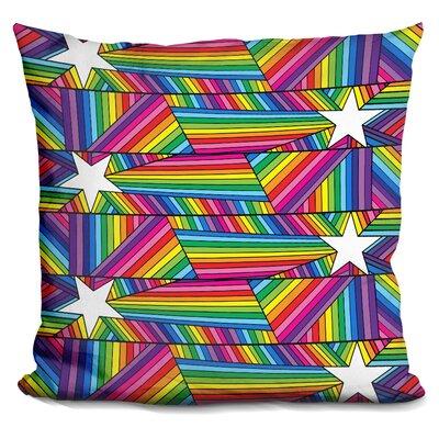 Stars Stripes Throw Pillow