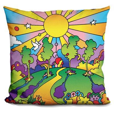 Corinna Trees Throw Pillow