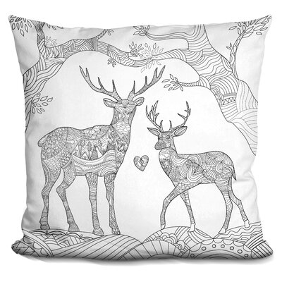 Chilson Paraoloney Throw Pillow