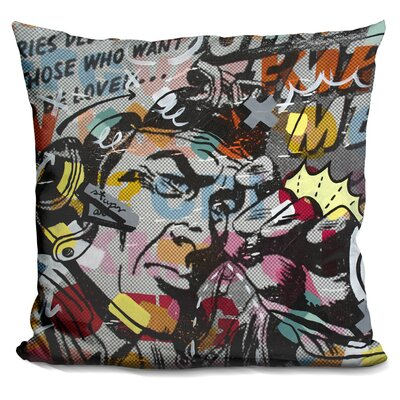 Mimosas Throw Pillow