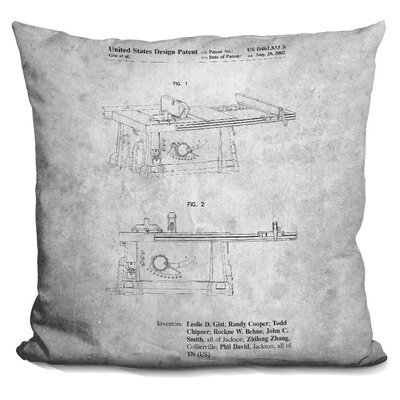 Cavallo Machine Print Throw Pillow
