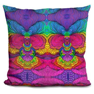 Swirls 316 A Throw Pillow