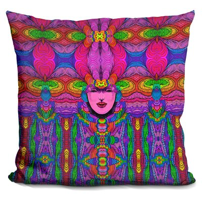 Venus 316 B Throw Pillow