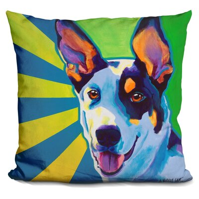 Oakey Throw Pillow