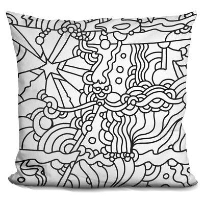 Mambo A Throw Pillow