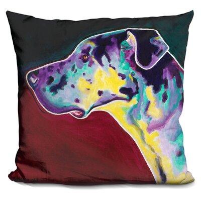 Boz Throw Pillow