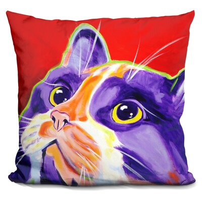 Core Cat Issa Throw Pillow