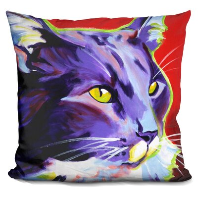Core Cat Kelsier Throw Pillow