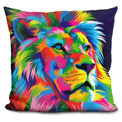 Lion New Throw Pillow