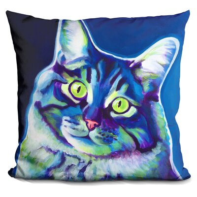 Alphonse Throw Pillow