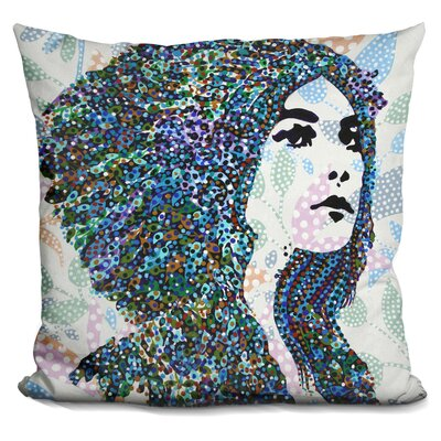 Decembrist Throw Pillow