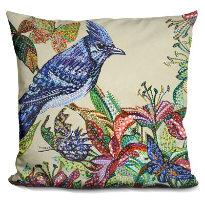 Genovese Lookout Throw Pillow