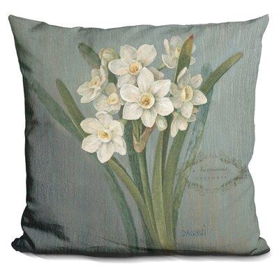 Judkins December Narciss Throw Pillow