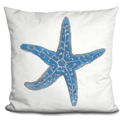 Calhoon Starfish Throw Pillow