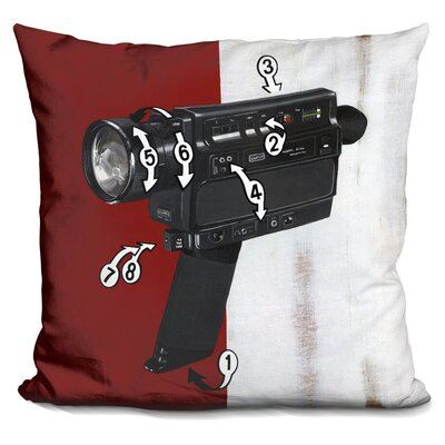 Super Throw Pillow