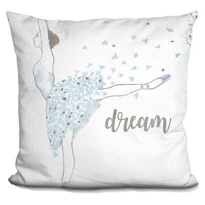 Blucher Dream Dancer Throw Pillow