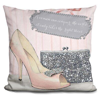 Blumer from Emilys Closet Throw Pillow