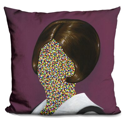 Class of No Throw Pillow