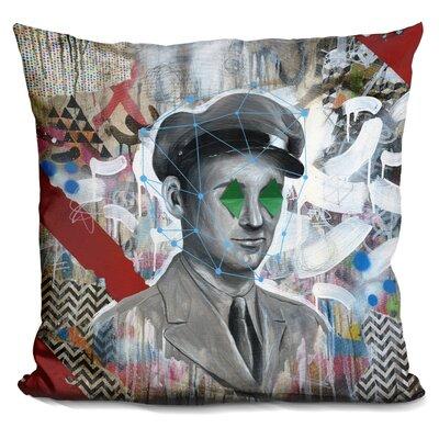 Forgotten Soldier Throw Pillow