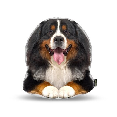 Bernese Throw Pillow