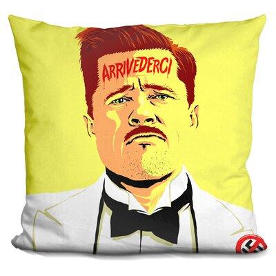Arrivederci Vr Throw Pillow