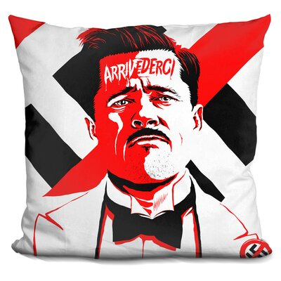 Arrivederci Vr Throw Pillow