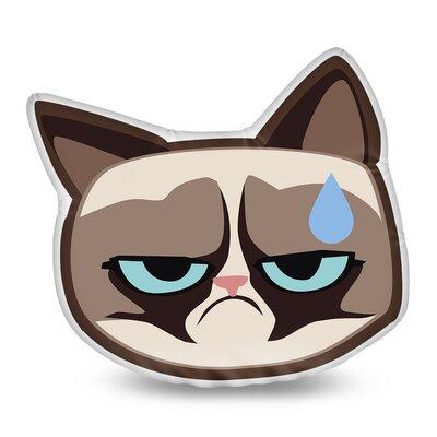 Grumpy Img 04 Throw Pillow