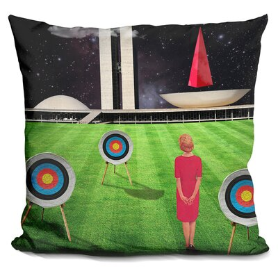 Planalto Central Throw Pillow 39B143B67C8244CA85A0D2AB817849B6