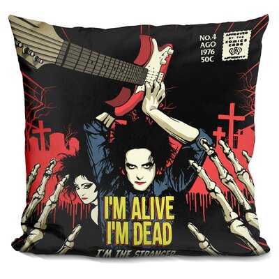 Killing Throw Pillow