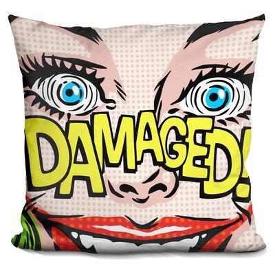 Never Go Crazy Throw Pillow