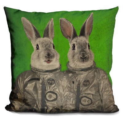 We Are Ready Throw Pillow