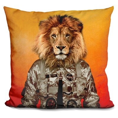 Go Flight Throw Pillow
