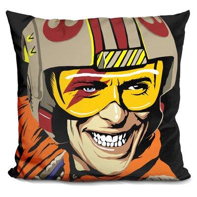 Space Oddity Throw Pillow