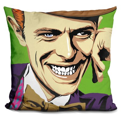 The Man Who Sold the World Throw Pillow