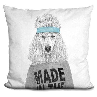 Penley 80S Bitch Throw Pillow