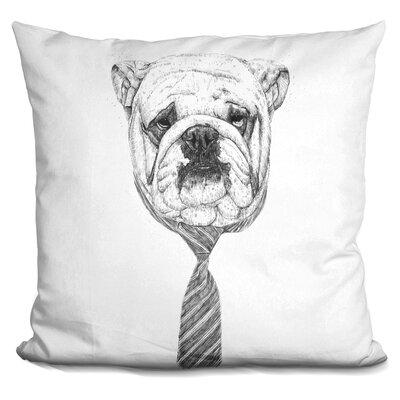 Pennington Cool Dog Throw Pillow
