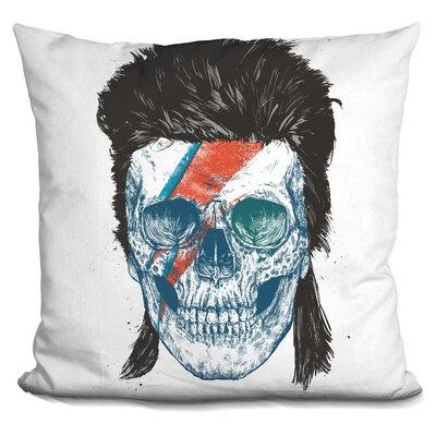 Eye of the Singer Throw Pillow