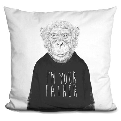 Harty Im Your Father Throw Pillow
