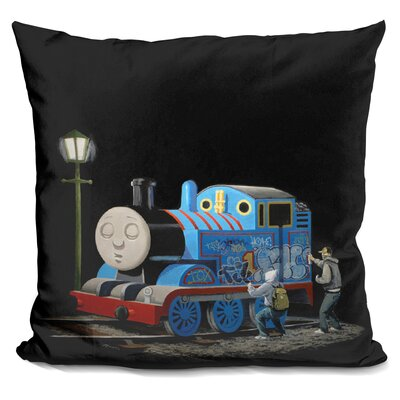 Thomas the Tank Engine Throw Pillow